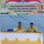 Partai Golkar Gelar Musyawarah Distrik Sentani, Ini Hasilnya